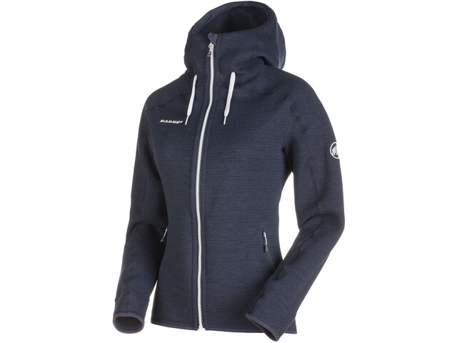 Mammut Arctic ML Hooded Jacket Women marine melange